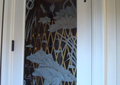 etched-elevator-door